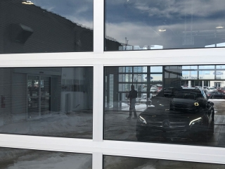 Car Wash Doors